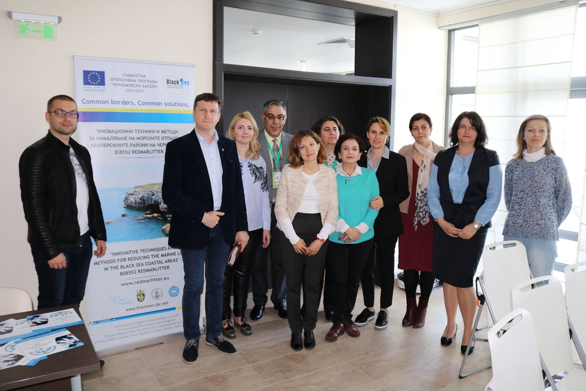 Second Workshop on the RedMarLitter Project Was Held