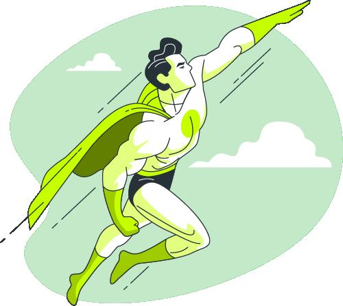"""Конкурс за комикси на Ecopower """"Супергероите спасяват влажните зони и околната среда"""""""