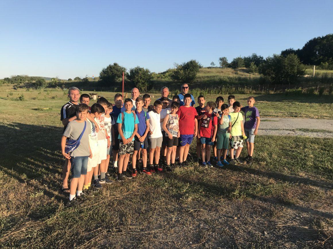 Посещение от футболните таланти на Севлиево