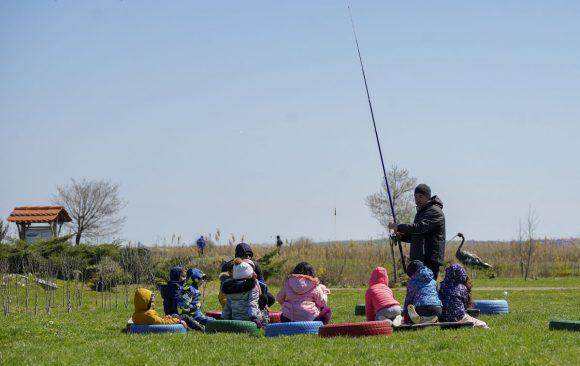 """Състезание по спортен риболов свободен стил за купа """"ВАЯ"""""""